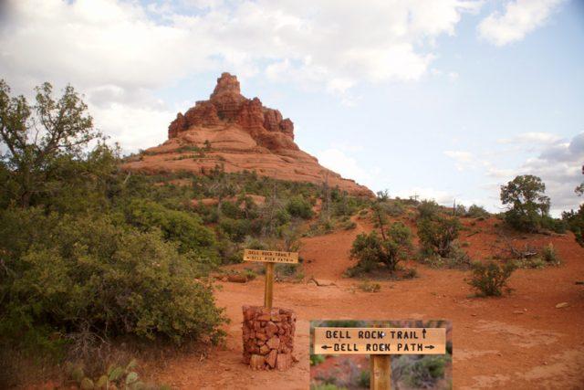 Bell Rock Sedona Hike