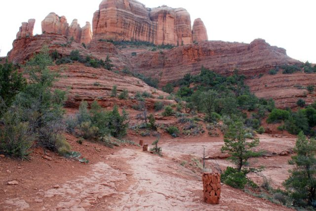 Cathedral Hike Sedona
