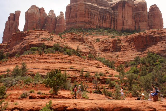Cathedral Rock Hike Sedona