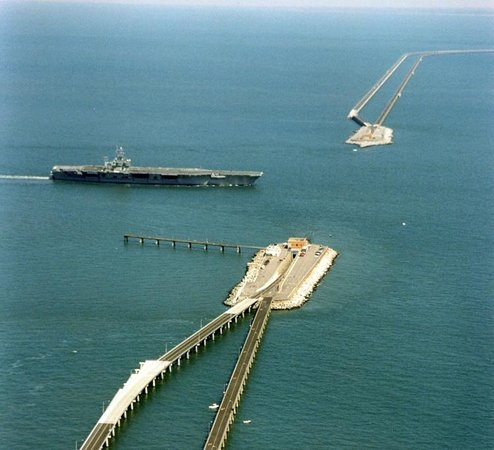 Chesapeake Bay Longest Bridge in the USA