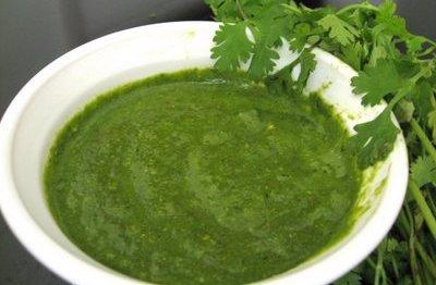 Famous Afghani Green Sauce