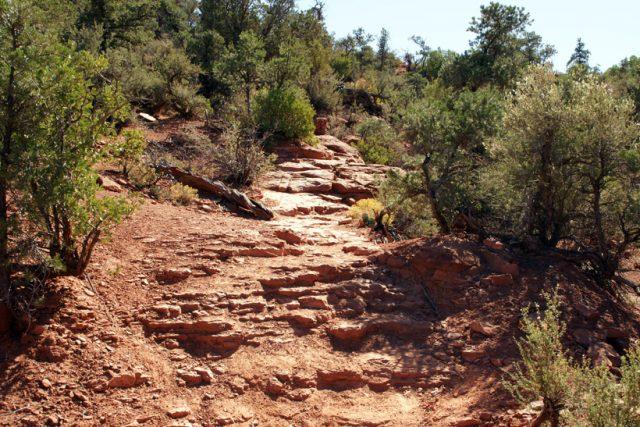 Hikes in Sedona Broken Arrow Trail