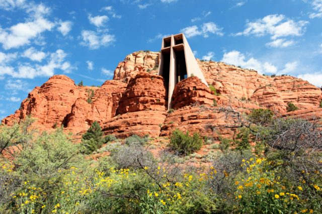 Hikes in Sedona Chapel of the Holy Cross Trail