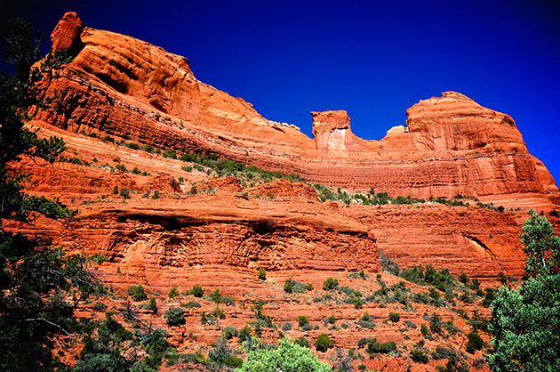 Hiking Sedona Hangover Trail