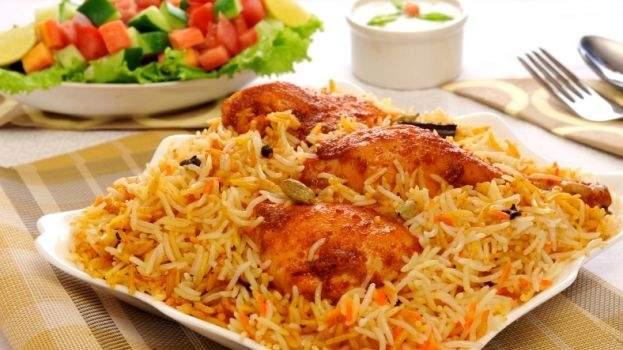 Kenyan Pilau Rice Dish Borrowed from India