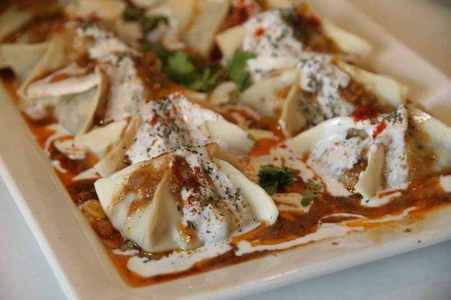 Mantu (Manto) – Typical Meat Dumplings Afghan