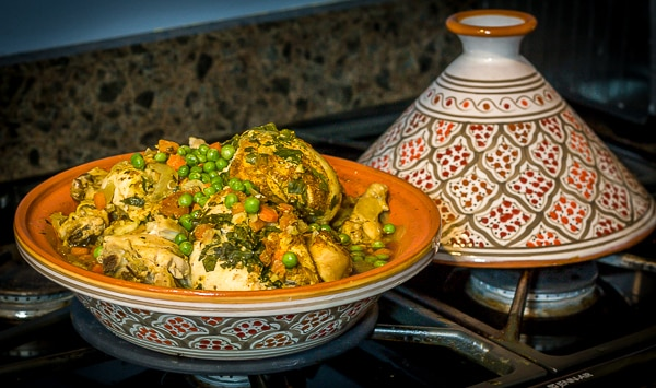 Morrocan Tagine – Staple Stew Cooked in Earthenware