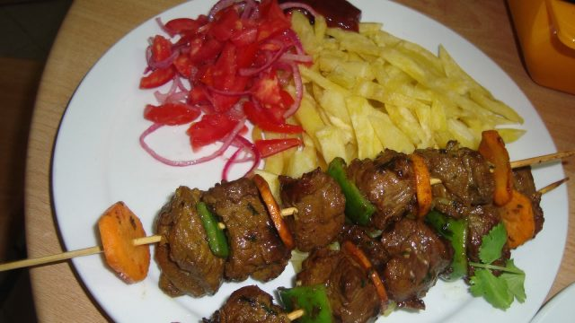 Nyama Choma Staple Red Meat Dish from Kenya