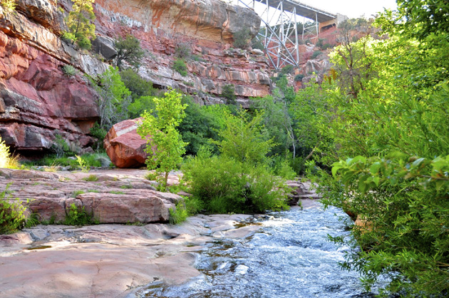 Sedona Hikes Huckaby Trail