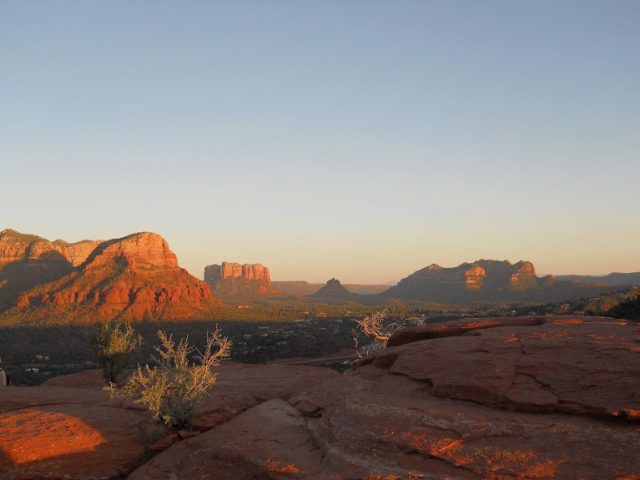 Sedona Hiking Airport Loop Trail