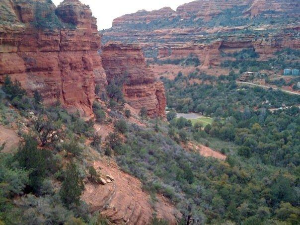 Sedona Hiking Boynton Canyon Trail