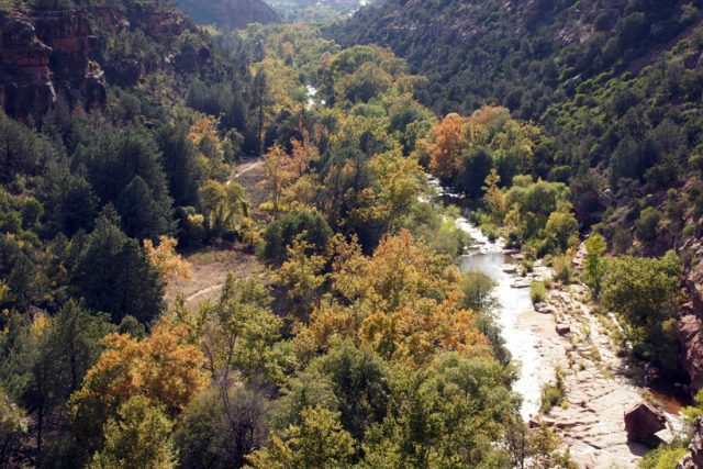 Sedona Hiking Huckaby Trail