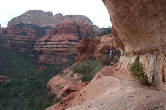 Sedona Hiking Tours Boynton Canyon Trail