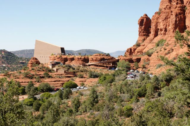 Sedona Hiking Tours Chapel of the Holy Cross Trail