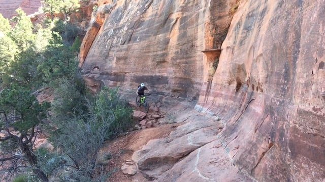 Sedona Hiking Tours Hangover Trail