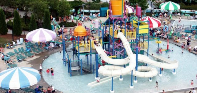 Splash Adventure Water Park in Alabama