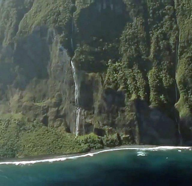 Tallest Waterfall Pu'uka'oku Falls