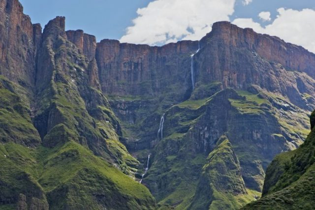 Tallest Waterfall Tugela Falls