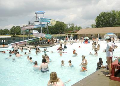 Water Park in Alabama Midtown Water Park