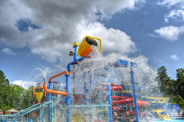 Water Park in Cullman Alabama Cullman Wellness and Aquatics Center