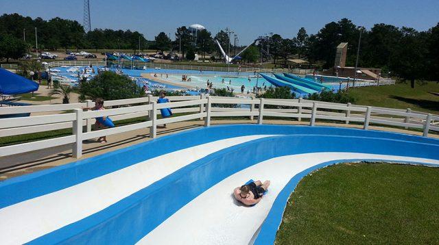 Water Park in Dothan Alabama Water World