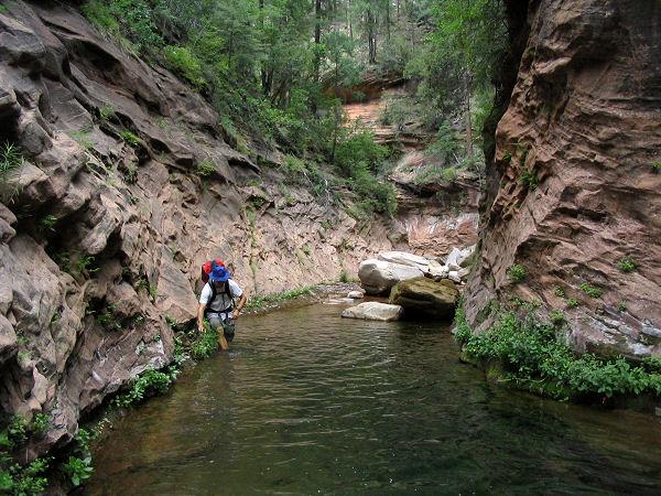 West Fork Hike Sedona Az