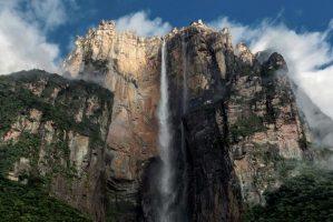 World's Tallest Waterfall Angel Falls