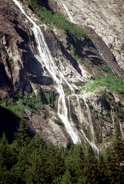 World's Highest Waterfall James Bruce Falls