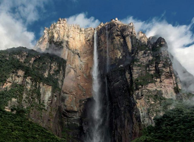 World's Tallest Waterfall Angel Falls