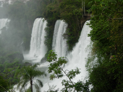 World's Tallest Waterfall Tres Hermanas