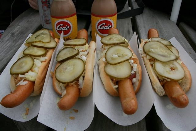Danish Hot Dog – Junk Street Food