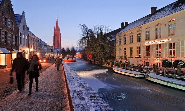 Day Trip Paris Bruges