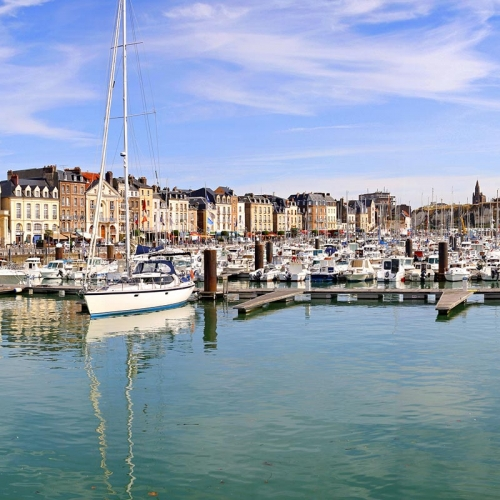 Day Trip Paris Dieppe