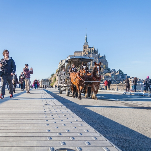 Day Trip Paris Mont Saint‑Michel