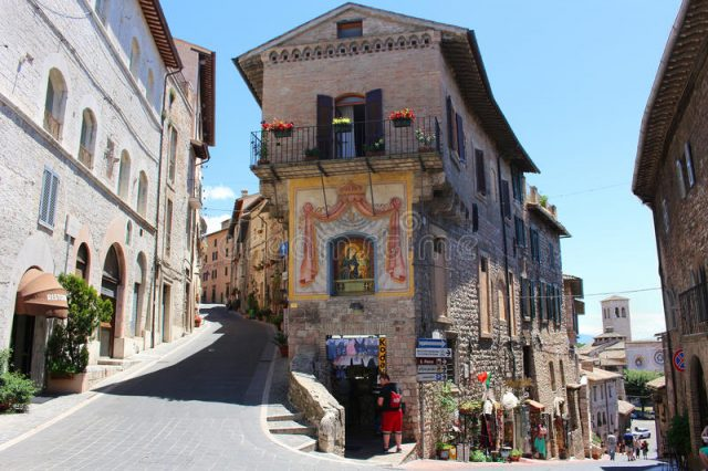 Day Trip from Florence to Assisi