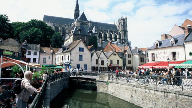 Day Trip from Paris Amiens