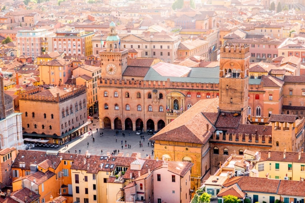 Day Trips Florence Bologna