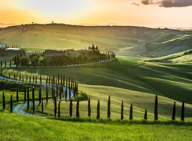 Day Trips Florence Val d'Orcia