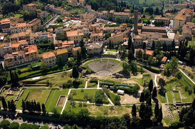 Day Trips around Florence Fiesole