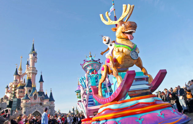 Disneyland Paris One day Trip