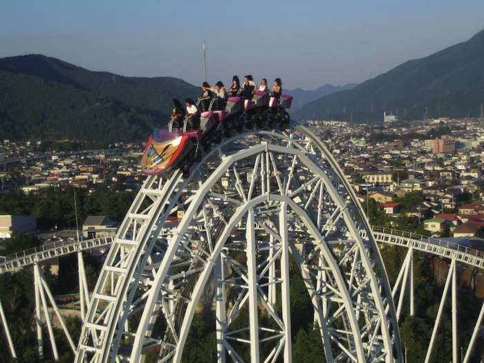 Top 5 Fastest Roller Coasters In The World Flavorverse