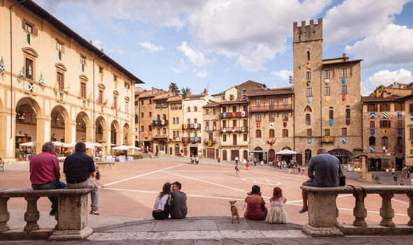 Florence Day Trips Arezzo