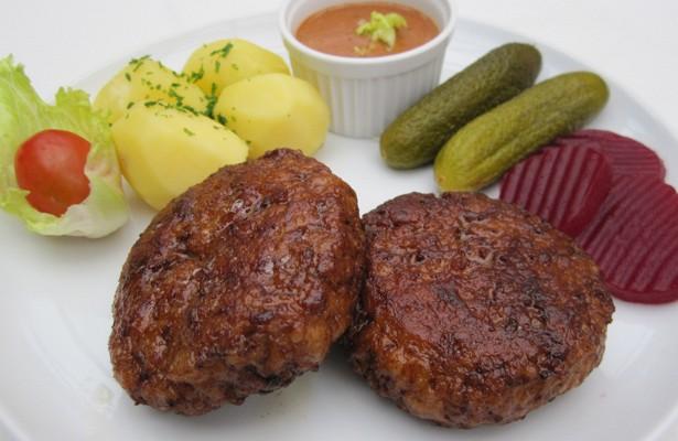 Frikadeller – Typical Danish Culture Food