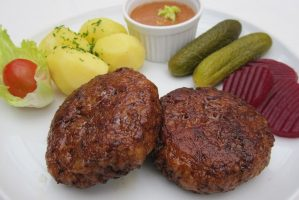 Frikadeller – Typical Danish Culture Food