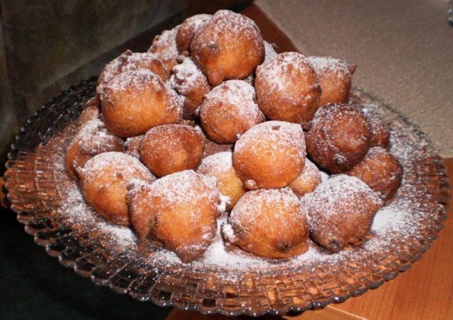 Fritule – Heritage Christmas Snack