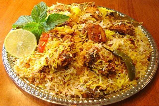 Iraqi Biryani – Traditional Rice & Meat Dish