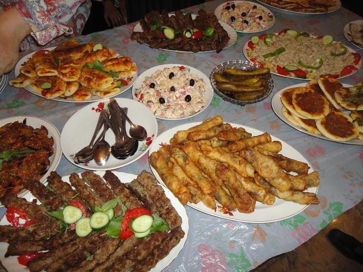 Islamic Food List