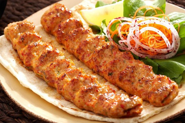 Iraqi Kebab – Grilled Meat with Spices