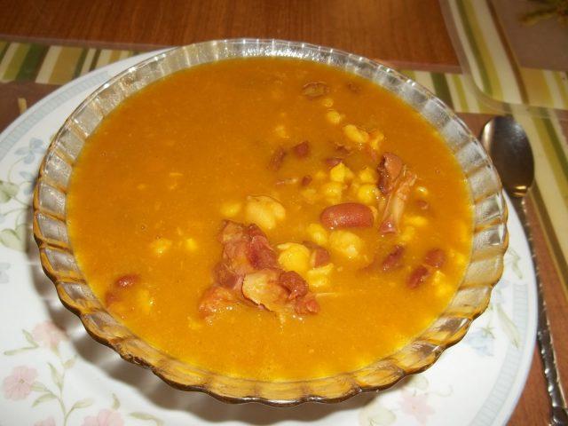 Joumou – Yellow Pumpkin Soup