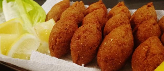 Kibi - Apéritif épicé avec viande